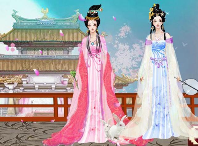 换装 古装美女 公主装扮秀3  (共有 5328人评论)         kkacct