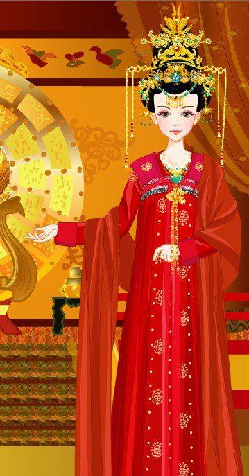换装 古装美女 公主嫁到  (共有 4849人评论)         内蒙古