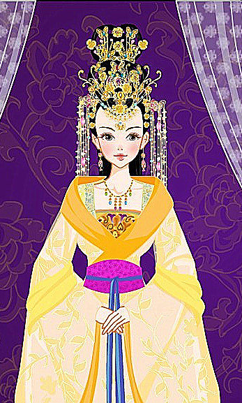 古装美女 公主嫁到