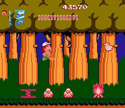 高桥名人冒险岛无敌版小游戏