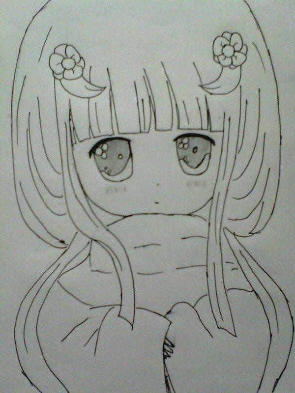 我的手绘图,献丑了.各位给点意见吧!