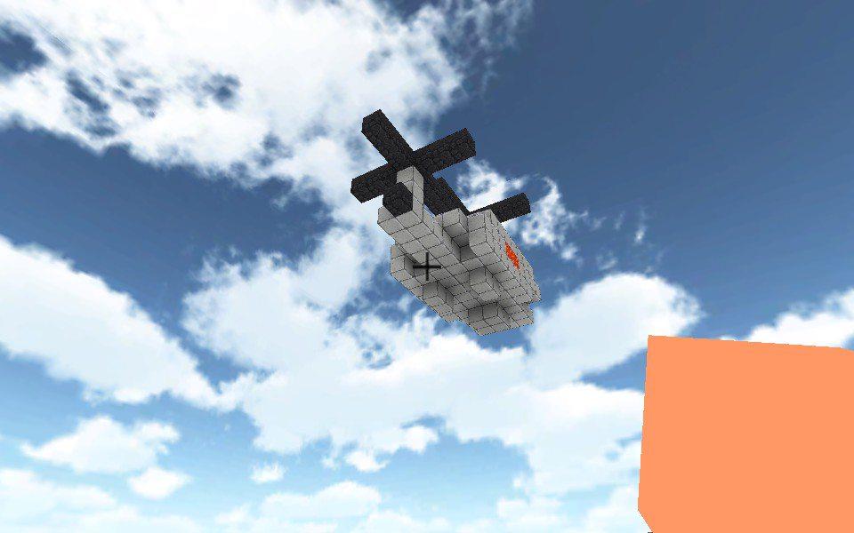 我的世界手机版图片; 我的世界飞机图纸;