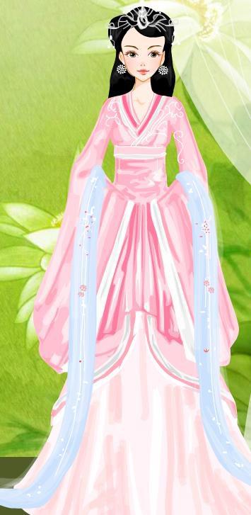 古装美女 公主装扮秀3