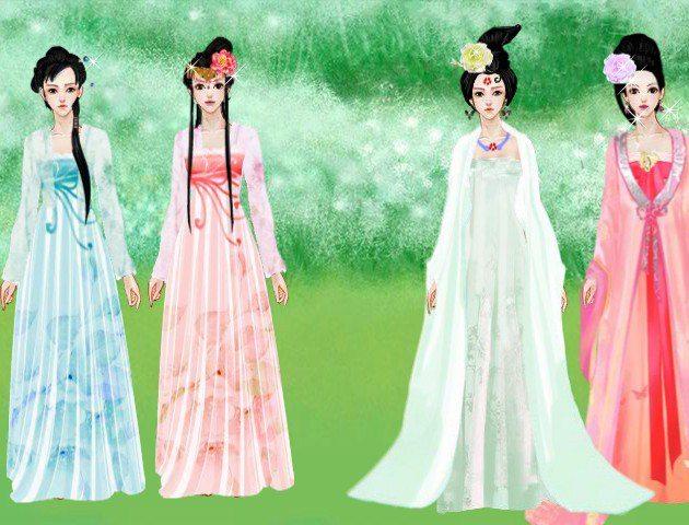 换装 古装美女 公主装扮秀3  (共有 5774人评论)         广东省梅州