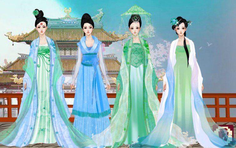 换装 古装美女 公主装扮秀3  (共有 5617人评论)         辽宁省